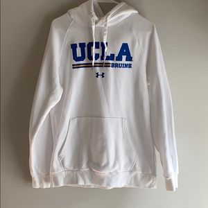 UCLA Bruins Sweatshirt by Champion White size M